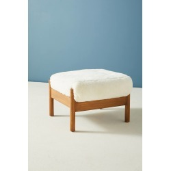 Wool Alvorada Ottoman found on Bargain Bro India from Anthropologie for $1498.00