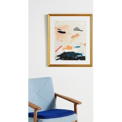 Conversations in Motion Wall Art found on Bargain Bro UK from Anthropologie UK