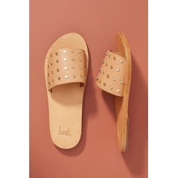 Beek Lovebird Slide Sandals By beek in Beige Size 6 found on MODAPINS from Anthropologie for USD $295.00