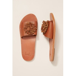 Beek Chicken Slide Sandals By beek in Brown Size 6 found on MODAPINS from Anthropologie for USD $295.00