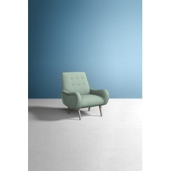 Losange Chair, Performance Linen - Mint found on Bargain Bro UK from Anthropologie UK