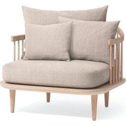 Fly Series: SC1 Chair [Smoked Oiled Oak + Harald 2 182] found on Bargain Bro India from A+R for $3299.00