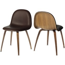 3D Dining Chair: Wood Base + Front Upholstery [Wood Shell + Front Upholstery Group 3] found on Bargain Bro India from A+R for $1239.00