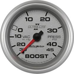 Boost Gauge Autometer  Boost Gauge 7708