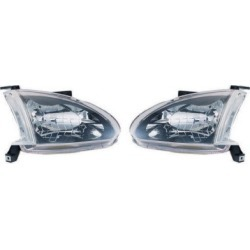 1993-1997 Honda Civic del Sol Headlight IPCW Honda Headlight CWS-740C2