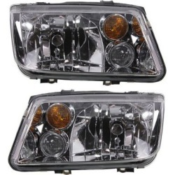 2003-2005 Volkswagen Jetta Headlight Replacement Volkswagen Headlight SET-REPV100103