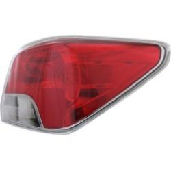 2012-2016 Subaru Impreza Tail Light AutoTrust Gold Subaru Tail Light REPS730335Q found on Bargain Bro India from autopartswarehouse.com for $182.36