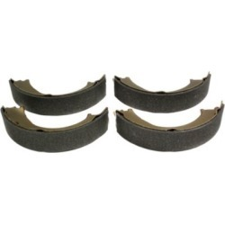2004 Chevrolet Silverado 1500 Parking Brake Shoe Centric Chevrolet Parking Brake Shoe 111.07710