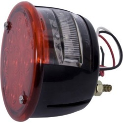 1959-1960 Jeep CJ5 Tail Light Rugged Ridge Jeep Tail Light 12403.81 found on Bargain Bro India from autopartswarehouse.com for $47.99