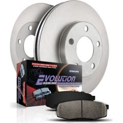 2007-2009 Kia Amanti Brake Disc and Pad Kit Powerstop Kia Brake Disc and Pad Kit KOE4710 found on Bargain Bro Philippines from autopartswarehouse.com for $81.43