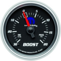 Boost Gauge Autometer  Boost Gauge 880012