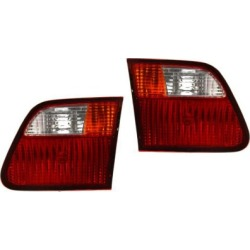 1999-2000 Honda Civic Tail Light Replacement Honda Tail Light SET-2171309RUS found on Bargain Bro India from autopartswarehouse.com for $55.42