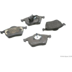 2000-2002 Audi TT Brake Pad Set Textar Audi Brake Pad Set W0133-1614488 found on Bargain Bro India from autopartswarehouse.com for $80.44