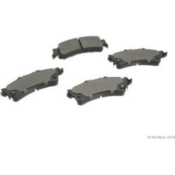 2000-2005 Cadillac DeVille Brake Pad Set PBR Cadillac Brake Pad Set W0133-1623878 found on Bargain Bro Philippines from autopartswarehouse.com for $55.33