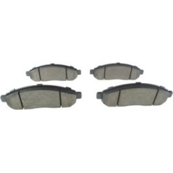 2015-2016 Chevrolet City Express Brake Pad Set Centric Chevrolet Brake Pad Set 105.10940 found on Bargain Bro India from autopartswarehouse.com for $43.43