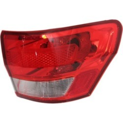 2011-2013 Jeep Grand Cherokee Tail Light AutoTrust Gold Jeep Tail Light REPJ730131 found on Bargain Bro India from autopartswarehouse.com for $98.96