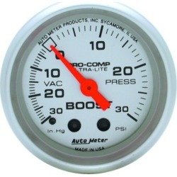 Boost Gauge Autometer  Boost Gauge 4303