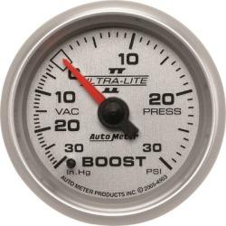 Boost Gauge Autometer  Boost Gauge 4903