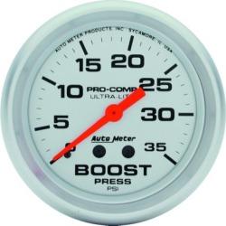 Boost Gauge Autometer  Boost Gauge 4404