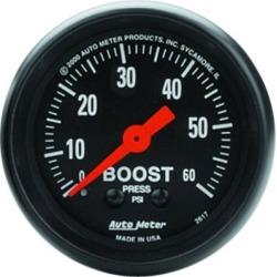 Boost Gauge Autometer  Boost Gauge 2617