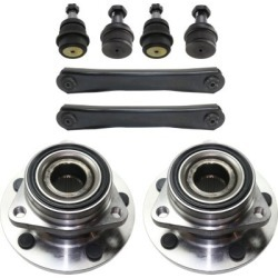 1994-1999 Dodge Ram 1500 Ball Joint Replacement Dodge Ball Joint KIT1-090617-96-C found on Bargain Bro Philippines from autopartswarehouse.com for $197.97