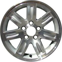 2005-2006 Honda CR-V Wheel CCI Honda Wheel ALY63893U10N