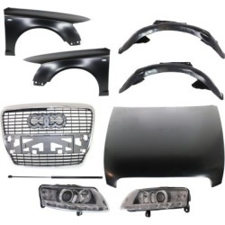 2007-2008 Audi A6 Fender Replacement Audi Fender KIT1-030217-91-F found on Bargain Bro India from autopartswarehouse.com for $1627.44