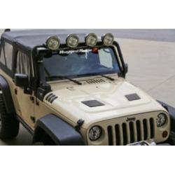 Jeep Wrangler  JK  Hood