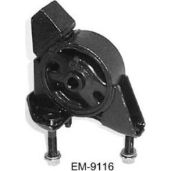 1993-1997 Toyota Corolla Motor Mount Westar Toyota Motor Mount EM-9116 found on Bargain Bro Philippines from autopartswarehouse.com for $39.33