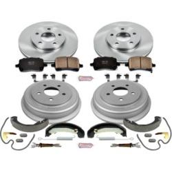 2008 Chevrolet HHR Brake Disc And Drum Kit Powerstop Chevrolet Brake Disc And Drum Kit KOE15223DK