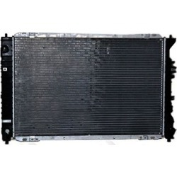 1995-1998 BMW 540i Radiator GPD BMW Radiator 1401C