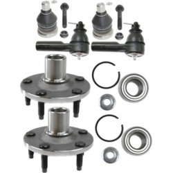 2010-2012 Ford Escape Ball Joint Replacement Ford Ball Joint KIT1-092617-73-B