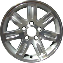 2005-2006 Honda CR-V Wheel CCI Honda Wheel ALY63893U10