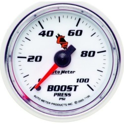 Boost Gauge Autometer  Boost Gauge 7106