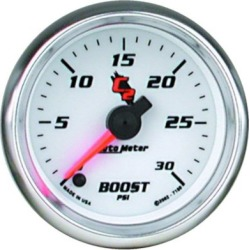 Boost Gauge Autometer  Boost Gauge 7160