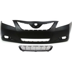 2007-2009 Toyota Camry Bumper Grille Replacement Toyota Bumper Grille KIT1-021118-28-B found on Bargain Bro Philippines from autopartswarehouse.com for $157.66