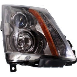 2008-2015 Cadillac CTS Headlight Replacement Cadillac Headlight REPC100101Q found on Bargain Bro India from autopartswarehouse.com for $204.36