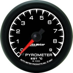Pyrometer Gauge Autometer  Pyrometer Gauge 5944-M