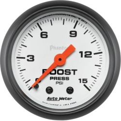 Boost Gauge Autometer  Boost Gauge 5702