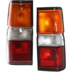 1987-1995 Nissan Pathfinder Tail Light Replacement Nissan Tail Light SET-11-3141-00 found on Bargain Bro Philippines from autopartswarehouse.com for $138.95