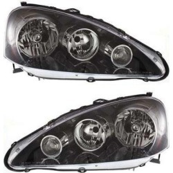 2005-2006 Acura RSX Headlight Replacement Acura Headlight SET-A100129 found on Bargain Bro India from autopartswarehouse.com for $281.44