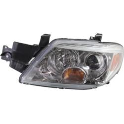2005-2006 Mitsubishi Outlander Headlight Replacement Mitsubishi Headlight REPM100126