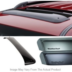 2004-2008 Chrysler Pacifica Air Deflector Weathertech Chrysler Air Deflector 89113 found on Bargain Bro India from autopartswarehouse.com for $74.95