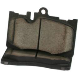 2005-2012 Nissan Pathfinder Brake Pad Set Centric Nissan Brake Pad Set 301.11010