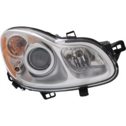 2010-2012 Smart Fortwo Headlight AutoTrust Gold Smart Headlight REPSM100101