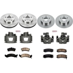 1993 Cadillac Eldorado Brake Disc and Caliper Kit Powerstop Cadillac Brake Disc and Caliper Kit KCOE2762A found on Bargain Bro Philippines from autopartswarehouse.com for $344.40