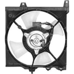 1991-1993 Nissan Sentra Cooling Fan Assembly 4-Seasons Nissan Cooling Fan Assembly 75237 found on Bargain Bro India from autopartswarehouse.com for $69.96