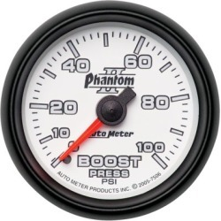 Boost Gauge Autometer  Boost Gauge 7506