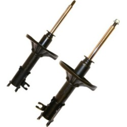 1998-2002 Mazda 626 Shock Absorber and Strut Assembly Gabriel Mazda Shock Absorber and Strut Assembly SET-GABG56689 found on Bargain Bro Philippines from autopartswarehouse.com for $114.94