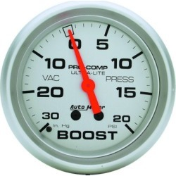 Boost Gauge Autometer  Boost Gauge 4401